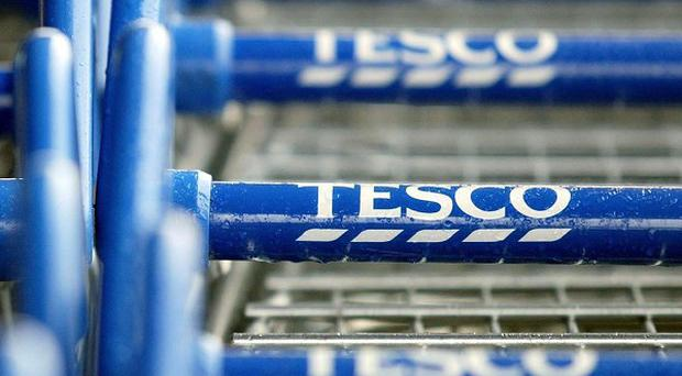 Tesco will be selling a rare variety of apple, named the Raspberry Ripple, from next week