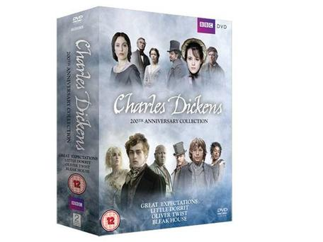 Charles Dickens 200th Anniversary Collection (£45.95) This collection has all the classics. Gillian Anderson's performances in Bleak House and Great Expectations won rave reviews, and Little Dorrit won seven Emmy awards across the pond. Timothy Spall's Fagin is brilliant.