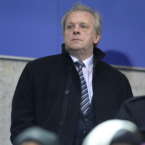 Gordon Taylor, pictured, believes it took too long to deal with the John Terry case
