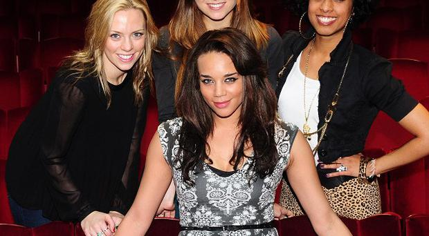 Hannah John-Kamen, Lucy Phelps, Dominique Provost-Chalkley and Siobhan Athwel star in Viva Forever
