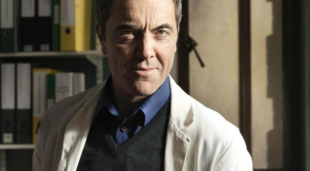 James Nesbitt is back as Monroe