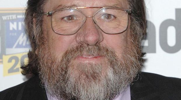Ricky Tomlinson was sentenced to two years in prison for conspiracy to intimidate in 1973