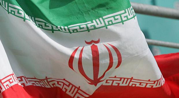 Iran's currency has fallen 16 per cent in a single day to hit a record low against the US dollar