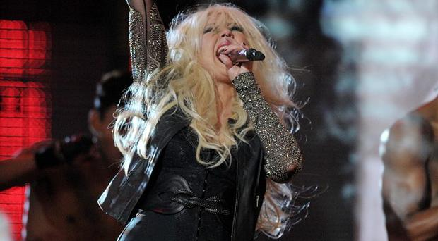 Christina Aguilera says she no longer worries about losing weight to please other people