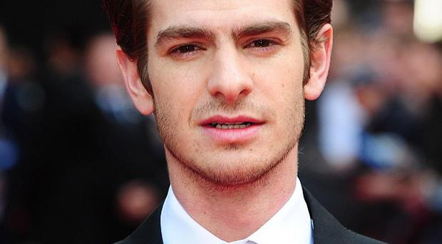 Andrew Garfield is ready to swing back into the Spider-Man sequel