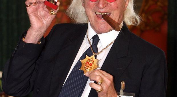 Sir Jimmy Savile died at his home in Leeds on October 29 last year, aged 84