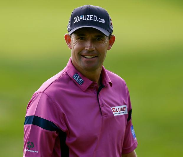 Padraig Harrington hopes to become the captain of the European Ryder Cup team in the future