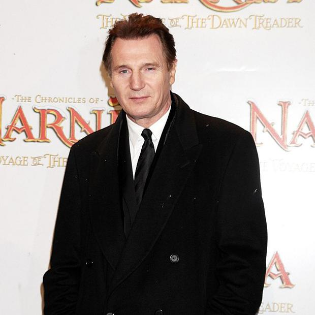Liam Neeson insists he hasn't yet been approached to star in Nemisis