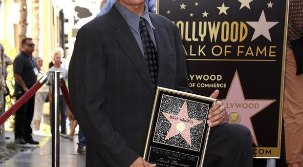 Mark Harmon said to was honoured to get a star on the Hollywood Walk Of Fame