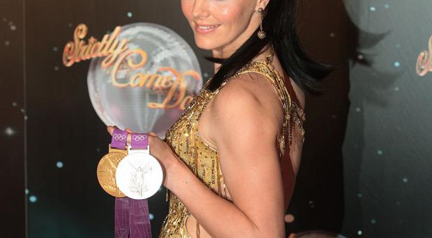 Victoria Pendleton is finding ballroom dancing difficult to get her head around