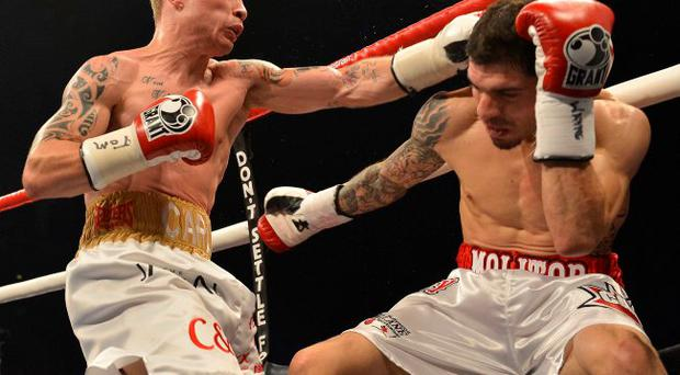 Boxing Odyssey: Carl Frampton's stoppage of Steve Molitor in Belfast has increased his profile