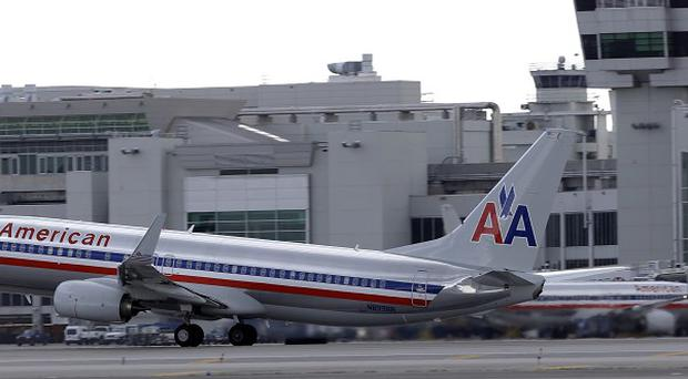 American Airlines are checking seats after some came loose (AP)