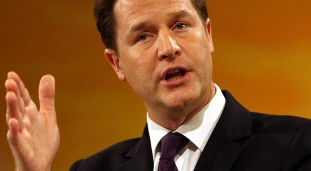 Nick Clegg is on a trade mission to Turkey this week