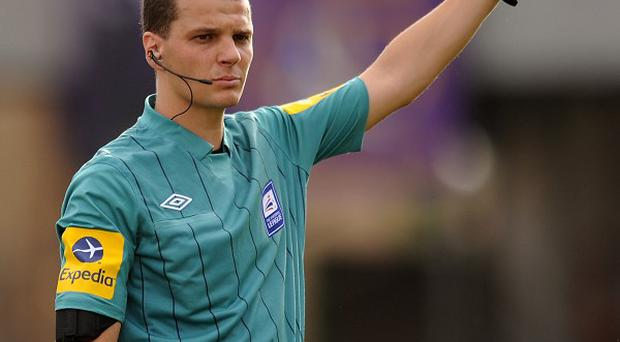 Referee Dean Mohareb has been arrested amid claims of email hacking