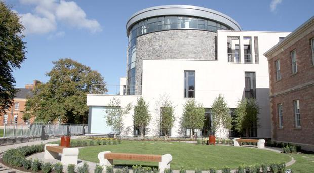 The new Down District Council HQ
