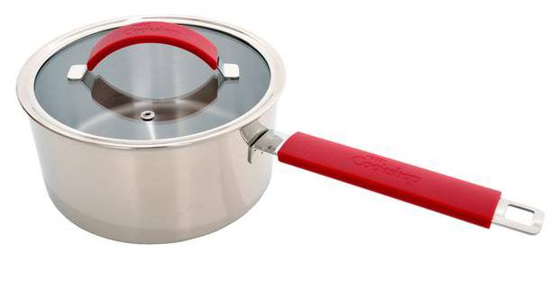 <b>1. AGA Cherish saucepan, From £69.99, agacookshop.co.uk</b> This collection of recyclable pans boasts a wave technology base designed for outstanding energy efficiency and effortless cooking.
