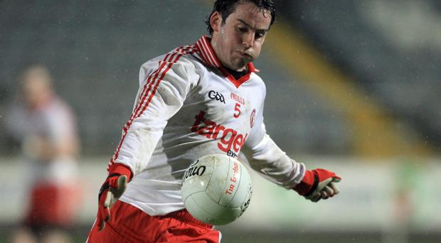 Davy Harte will be key to Errigal Ciaran's title hopes