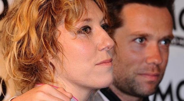 Martha Wainwright, pictured with her brother Rufus