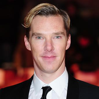 Benedict Cumberbatch is being tipped to play Julian Assange