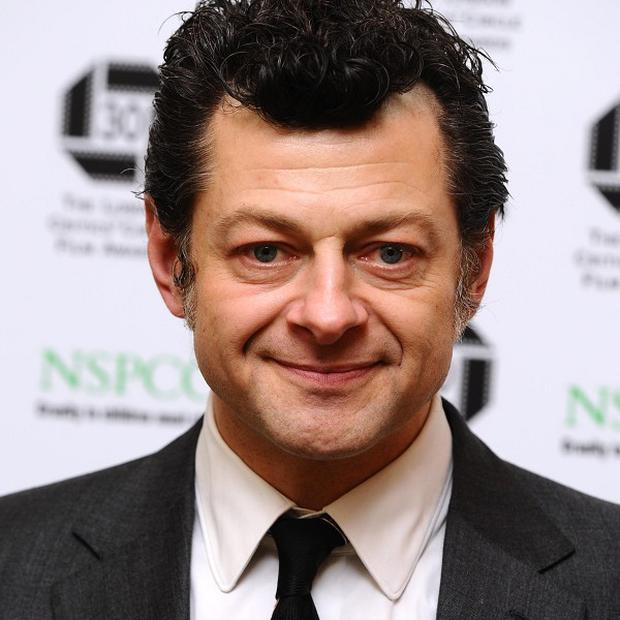 Andy Serkis will be back for the Apes sequel