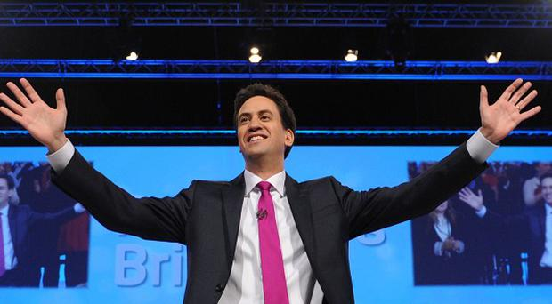 Labour leader Ed Miliband has laid out his 'five easy steps' to winning the next general election