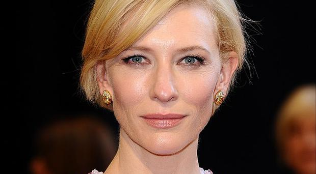 Cate Blanchett could be starring with George Clooney