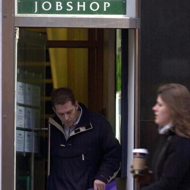 New figures have shown that unemployment rate has not changed