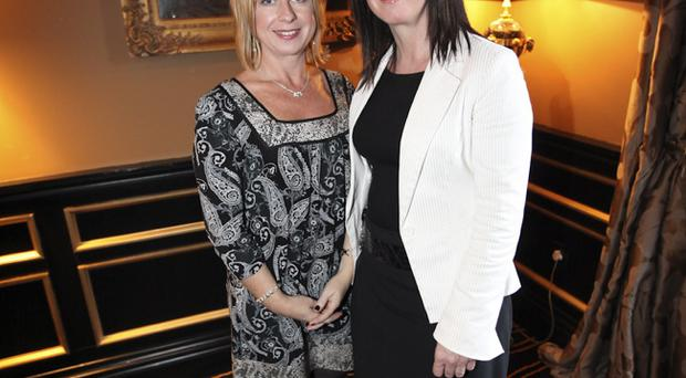 Sponsors evening for the Royal Does Strictly event at the Merchant Hotel, Belfast