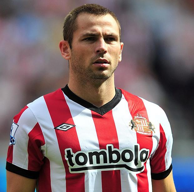 Phil Bardsley's recovery from an ankle injury is ahead of schedule