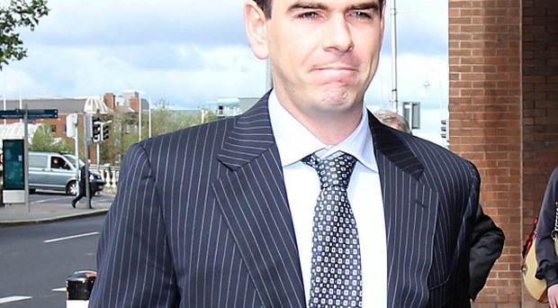 Lawyers for Sean Quinn Junior are challenging his three-month jail term in Mountjoy