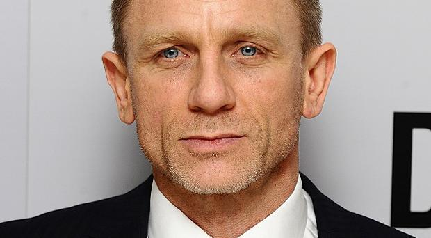 Daniel Craig is reprising his role as James Bond for Skyfall