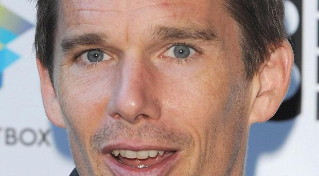 Ethan Hawke wouldn't give too much away about Before Midnight