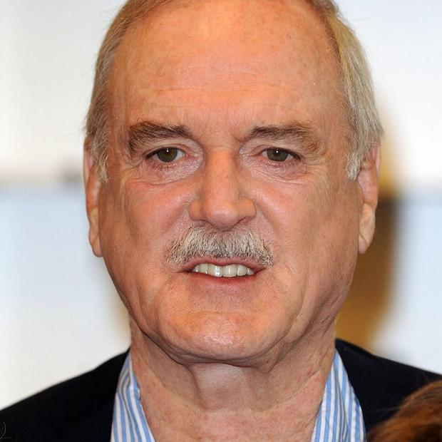 John Cleese is to publish his memoirs