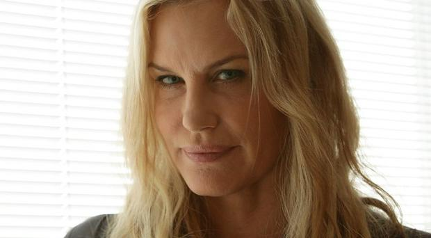 Daryl Hannah has been arrested while protesting against an oil pipeline