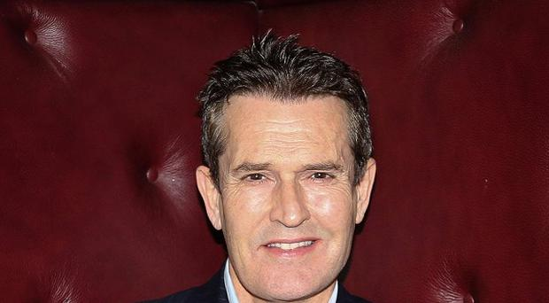 Rupert Everett says he is partly to blame for being 'pigeonholed'