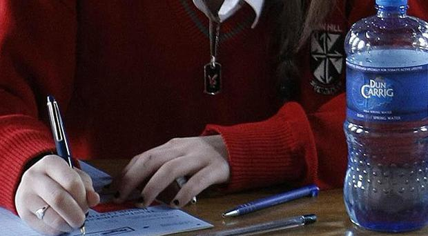 Education minister Ruairi Quinn wants to overhaul the secondary system with more continuous assessment