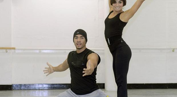 Louis Smith will dance with Flavia Cacace on this year's Strictly Come Dancing