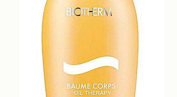 <b.1. Baume Corps, £20 for 400ml, Biotherm, Boots nationwide</b><br/> The pleasant citrus smell of this non-greasy, intensive formula is subtle enough not to clash with your chosen fragrance.