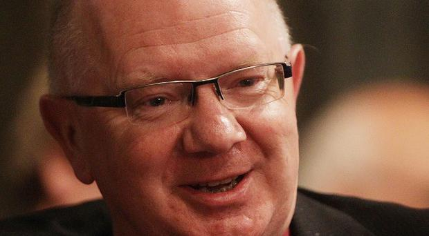 Richard Clarke is the new archbishop of Armagh and primate of All Ireland