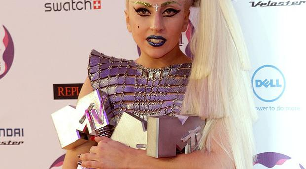Lady Gaga is set to receive the peace award in person in Iceland