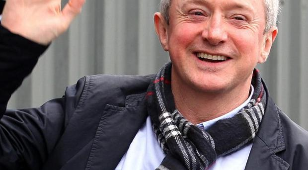 Louis Walsh says Strictly Come Dancing is a 'warm-up act' for X Factor