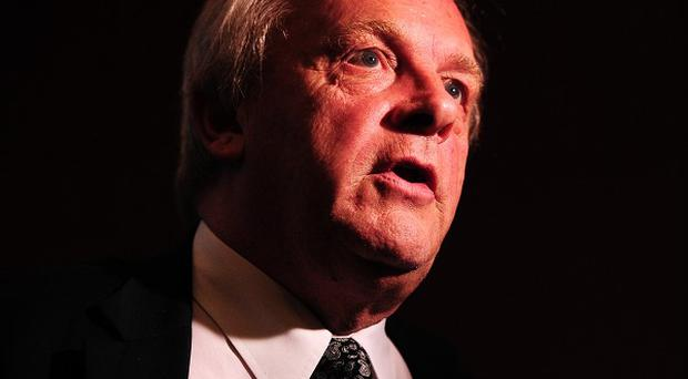 Gordon Taylor. pictured, is concerned over the continuing effect of the John Terry case