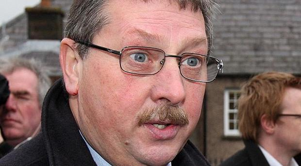 Stormont Finance Minister Sammy Wilson is awaiting a response on corporation tax proposals
