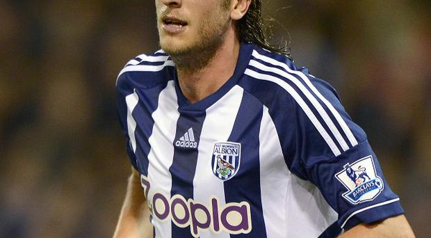 Jonas Olsson has been handed a new four-year deal at West Brom