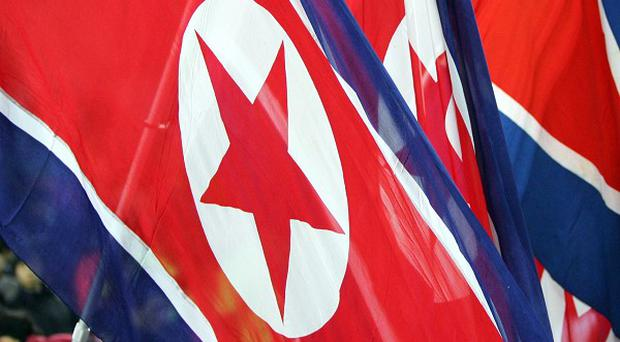 A North Korean soldier has killed two of his officers and defected to South Korea across their heavily armed border