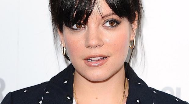 Lily Allen is set to bring out some new material