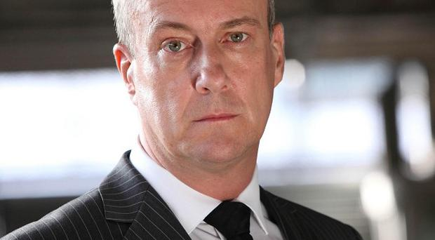 Stephen Tompkinson will be back on our screens in DCI Banks