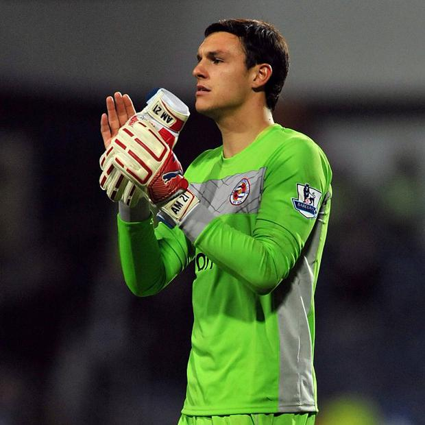 Brian McDermott praised Reading goalkeeper Alex McCarthy, pictured, for his 'excellent saves'