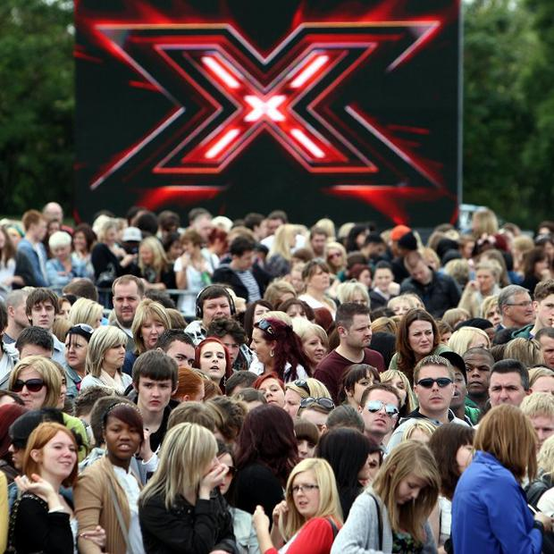 The X Factor's first live show of the series was 1.7 million viewers down on last year