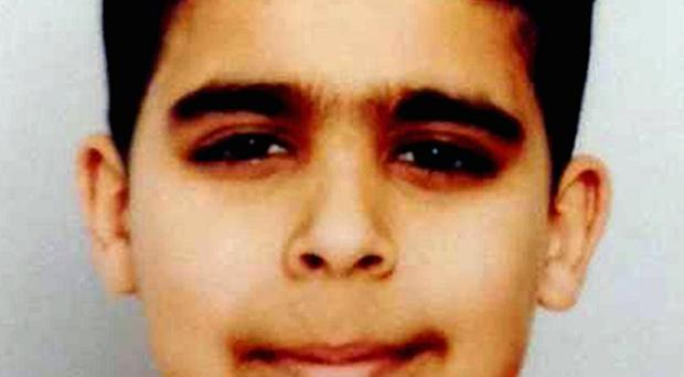 Bilal Raffey Khizar was killed in a hit-and-run incident on a road crossing in Bradford (West Yorkshire Police/PA)